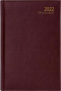 Årsdagbok 2022