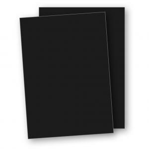 A4 Papper 50-pack 110g Svart