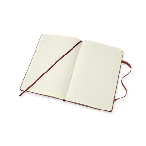 Moleskine Moleskine Harry Potter L Ruled Hard Notebook Red - Kalenderkungen.se
