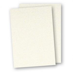 A4 Papper 10-pack 110g Pärlemor creme