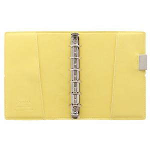 Filofax Domino Soft Pocket Lemon