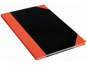 Emo Kinabok A5 60 gram röd - Kalenderkungen.se