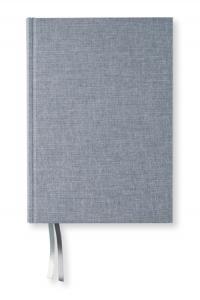 Paperstyle Notebook A5 dotted Textil Denim - Kalenderkungen.se
