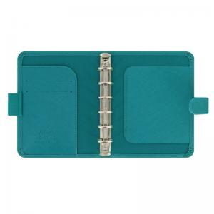 Filofax Filofax Saffiano pocket Aquamarine - Kalenderkungen.se