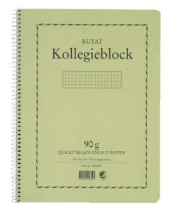 Emo Kollegieblock 90g rutat - Kalenderkungen.se