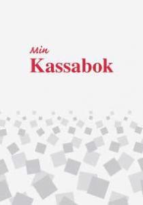 Burde Förlag Min Kassabok - 75x107mm - Kalenderkungen.se
