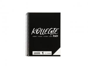 Emo Kollegieblock A5 linjerat - Kalenderkungen.se