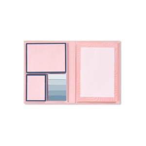 Emo Sticky set Dusty pink - Kalenderkungen.se