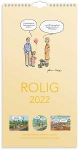 Familjekalender Rolig 2022