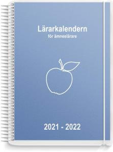 Lärarkalender för Ämneslärare 2021-2022