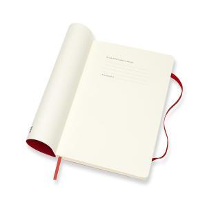 Moleskine Veckokalender L Soft 21/22 Röd