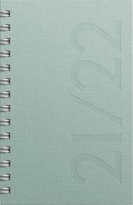Kalender Compact Ottawa Grön 2021-2022