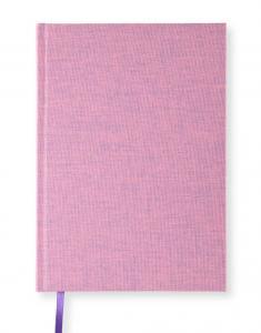 Paperstyle Olinjerad Blank Book A5 - 128 sidor Pink Purple - Kalenderkungen.se