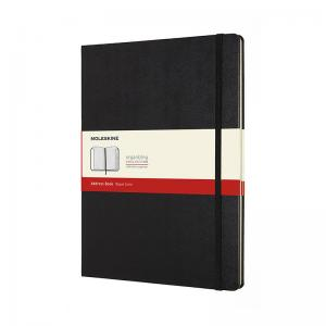 Moleskine Moleskine Address Book XL Black - Kalenderkungen.se