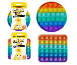Inter Agentur Fidget Toy Rainbow - Kalenderkungen.se