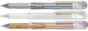 Pentel Hybrid Gel roller 1mm vit