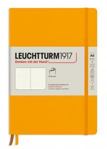 Leuchtturm Notebook A5 soft Dotted Rising Sun