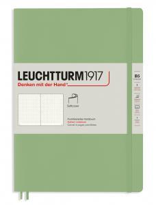 Leuchtturm Notebook B5 Soft 121s Sage Dotted
