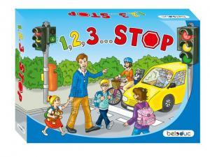 Spel 1,2,3 ....STOP
