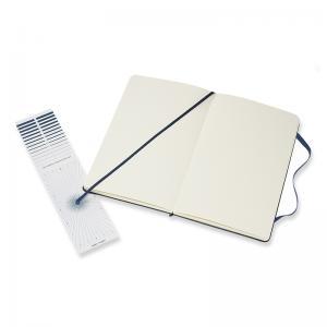 Moleskine Sketchbook Large - Blå