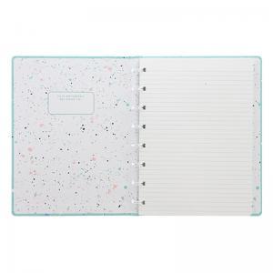 Filofax Notebook A5 Expressions Mint