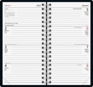 Fickkalender Classic 2022