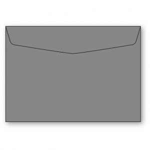 C6 Kuvert 5-pack 110g Grå