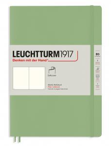 Leuchtturm Notebook B5 Soft 121s Sage Olinjerad