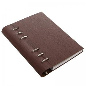 Clipbook Architexture Rosewood Personal Notebook