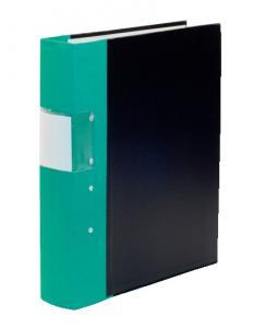 Emo Gaffelpärm A4 60mm grön - Kalenderkungen.se