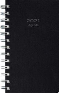 Agenda svart miljökartong 2021
