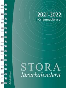 Stora ämneslärarkalendern 2021-2022