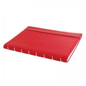 Filofax Filofax Notebook röd linjerad - Kalenderkungen.se