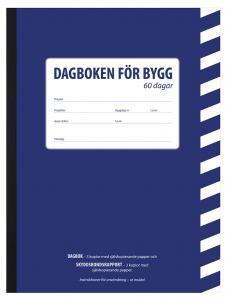 Dagboken för bygg- 30 dagar förenklad
