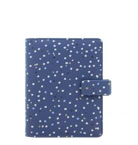 Filofax Indigo Pocket Snow