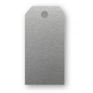 Adresskort 10-pack 220g Silver