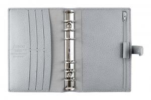 Filofax Finsbury Personal Slate Grey