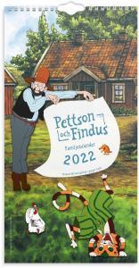 Familjekalender Pettson & Findus 2022