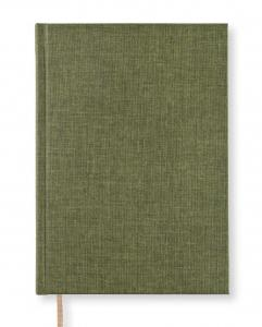Paperstyle Linjerad Notebook A5 128 sidor Khaki Green - Kalenderkungen.se