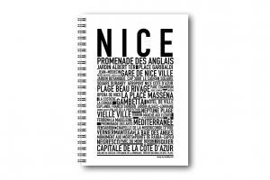 Anteckningsbok Nice