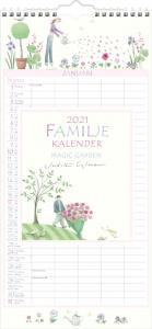 Familjekalender Magic Garden 2021