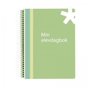 Burde Förlag Min elevdagbok - Kalenderkungen.se