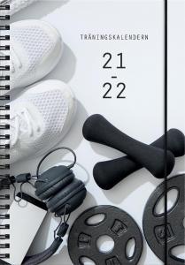 Träningskalender A5 2021-2022