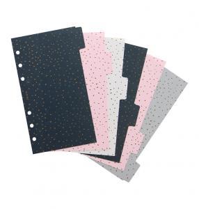 Filofax Personal Confetti Dividers