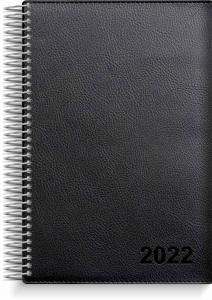 Dagbok Twist svart 2022