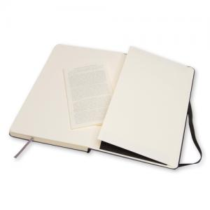 Moleskine Sketchbook Large - Svart