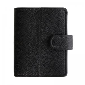 Filofax Classic Stitch Pocket Svart