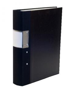 Emo Gaffelpärm A4 40mm svart - Kalenderkungen.se