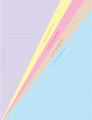 Filofax A5 linjerade blad classic sorterade färger