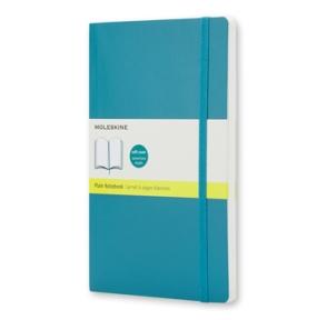 Moleskine Classic Soft Pocket olin blå